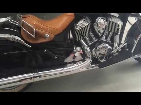 Indian Chief Vintage >> How to Remove the Catalytic Converter 2014 Indian Chief Vintage - YouTube