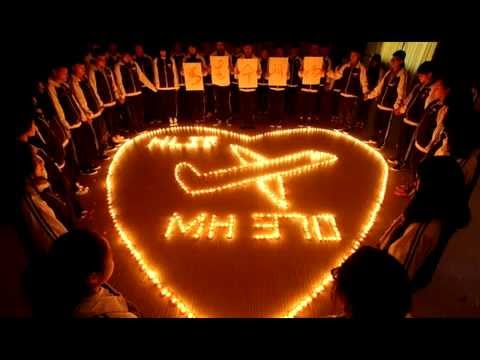 Percaya+Faith for remembering MH370
