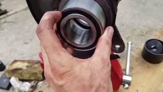 Front Wheel Bearing Replacement on 2001 Honda Civic