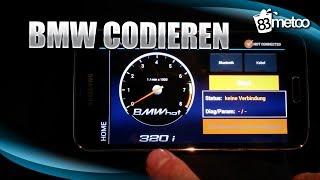 BMW Codieren mit BMWHat App - Anleitung Codieren mit Bluetooth Adapter