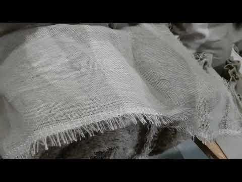 Натуральные ткани, мешковина