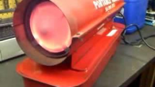 Sears kerosene   50,000 btu heater