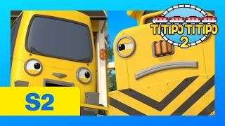 [НОВЫЙ] мультфильмы для детей l Титипо Сезон 2 русский l #5 Фикс и Лифт на музыкальном конкурсе