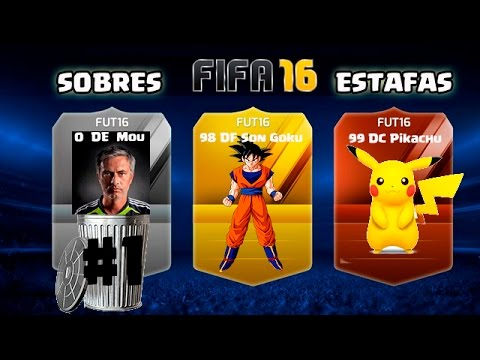 Fifa Ultimate Team 16 Sobres #1   La estafa del contrato com