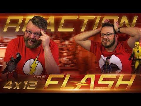 "The Flash 4x12 REACTION!! ""Honey, I Shrunk Team Flash"""
