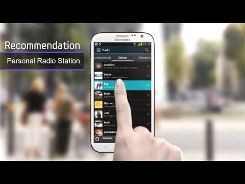 Music Hub Tutorial Video_GALAXY Note II