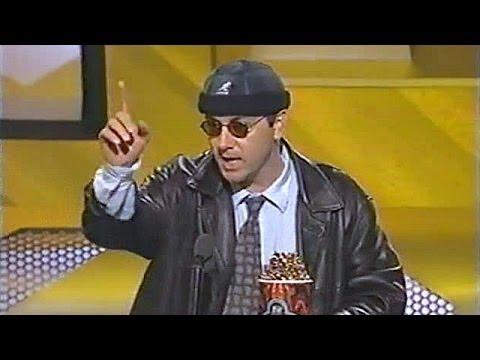 Kevin Spacey - Se7en - Best Villain - 1996 MTV Movie Awards