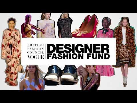Bfc Initiative Bfc Vogue Designer Fashion Fund Youtube