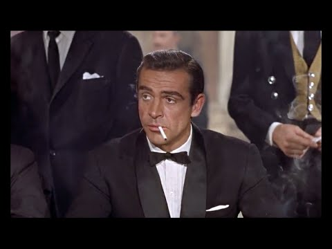 James Bond KillCount Sean Connery