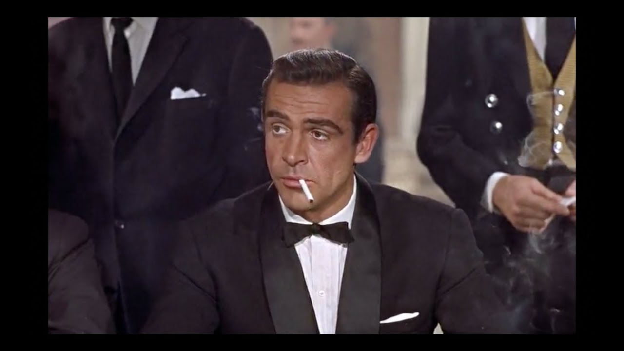 Image result for sean connery james bond