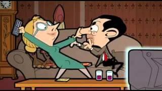 Mr. Bean Animated Series - Buying Big TV Part 1