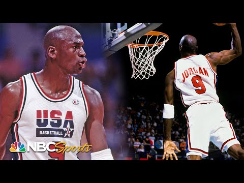 michael-jordan's-incredible-dream-team-highlights- -nbc-sports