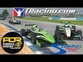 iRacing AOR Formula Renault 2.0 Championship onboard with commentary - Round 11 - Sebring