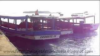 Sonido de los motores de las Embarcaciones   Isla Larga   Estado Carabobo   Venezuela   @FotosyPaisajesV