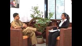 IPS Officer Ahmed Javed in conversation with Sana Warsia