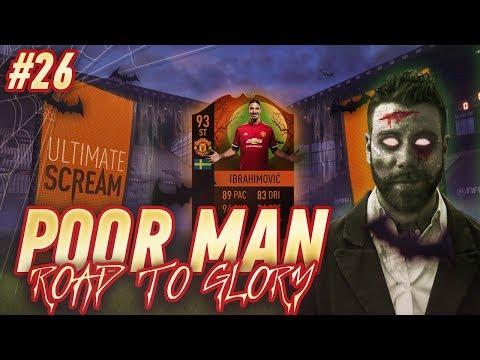 ULTIMATE SCREAM PACKS and SBCs!!! FUT CHAMPIONS!! - Poor Man RTG #26 - FIFA 18 Ultimate Team