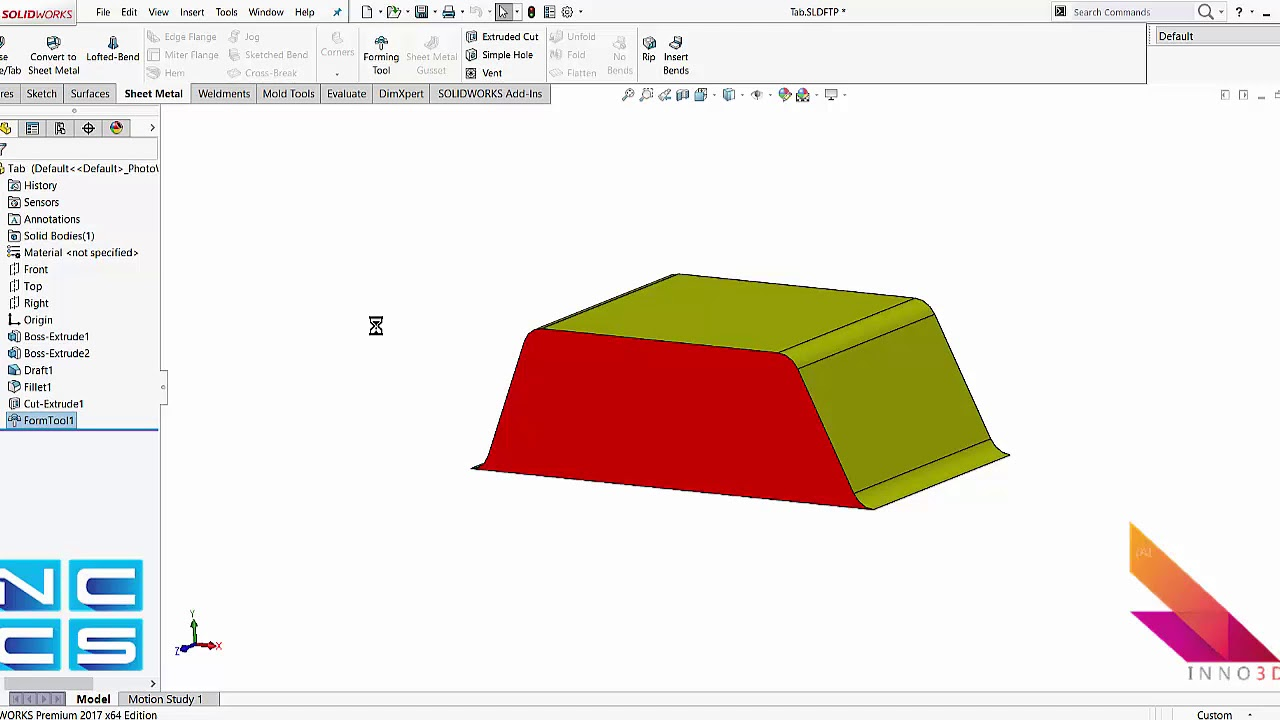 SOLIDWORKS Video - Form Tools - YouTube