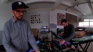 Serato X Roland DJ-808 Jam Session in 360