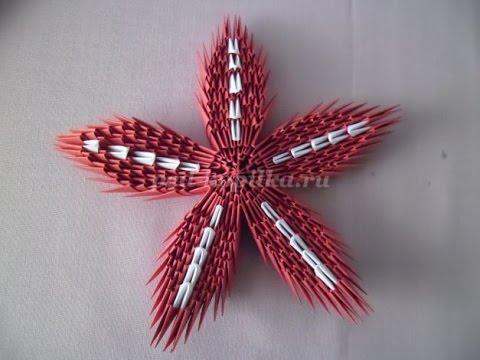modular origami starfish master class youtube