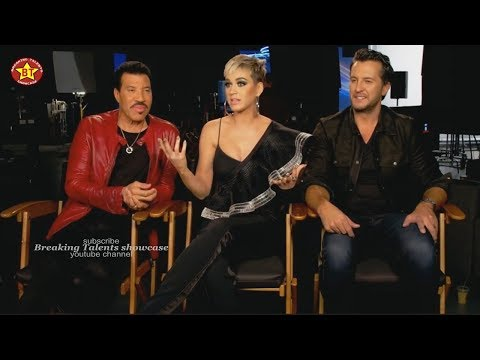 American Idol 2018 Judges Katy Perry Luke Bryan Lionel Richie Answer Burning Questions -  AI on ABC