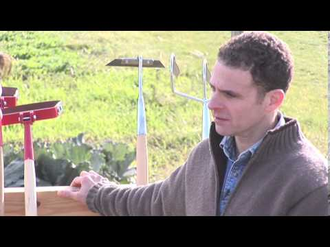Johnny's Long-Handled Garden Tools