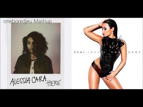 Confident Here - Alessia Cara vs. Demi Lovato (Mashup)