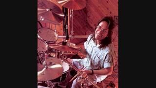 Jeff Porcaro - extremely rare drum solo