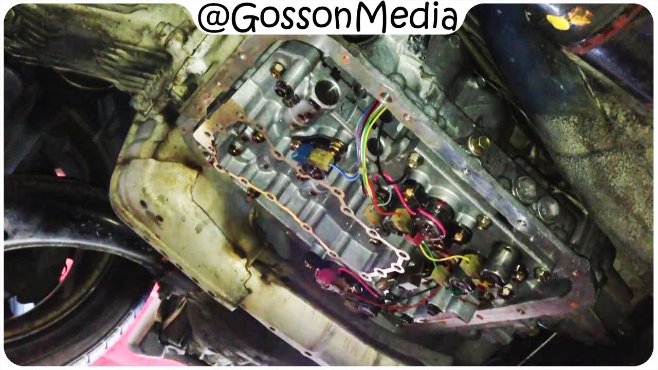 4EAT Transmission parts, repair guidelines, problems, manuals