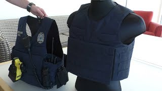 New vest created by police sergeant hits the market