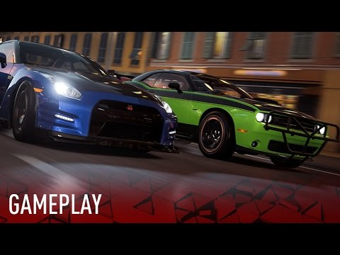GAMEPLAY: Forza Horizon 2 Presents Fast & Furious