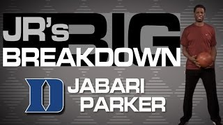 Jabari Parker In The NBA Draft | JR