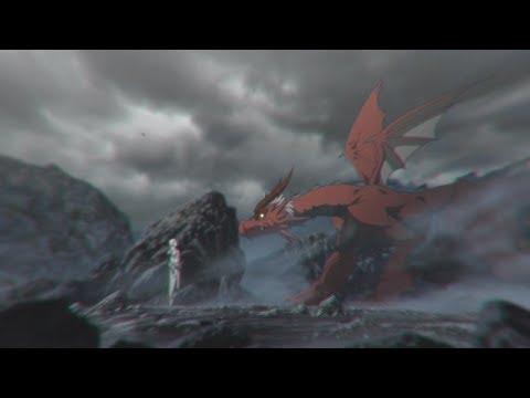 the Dragon & the King Shingeki no Bahamut Virgin Soul