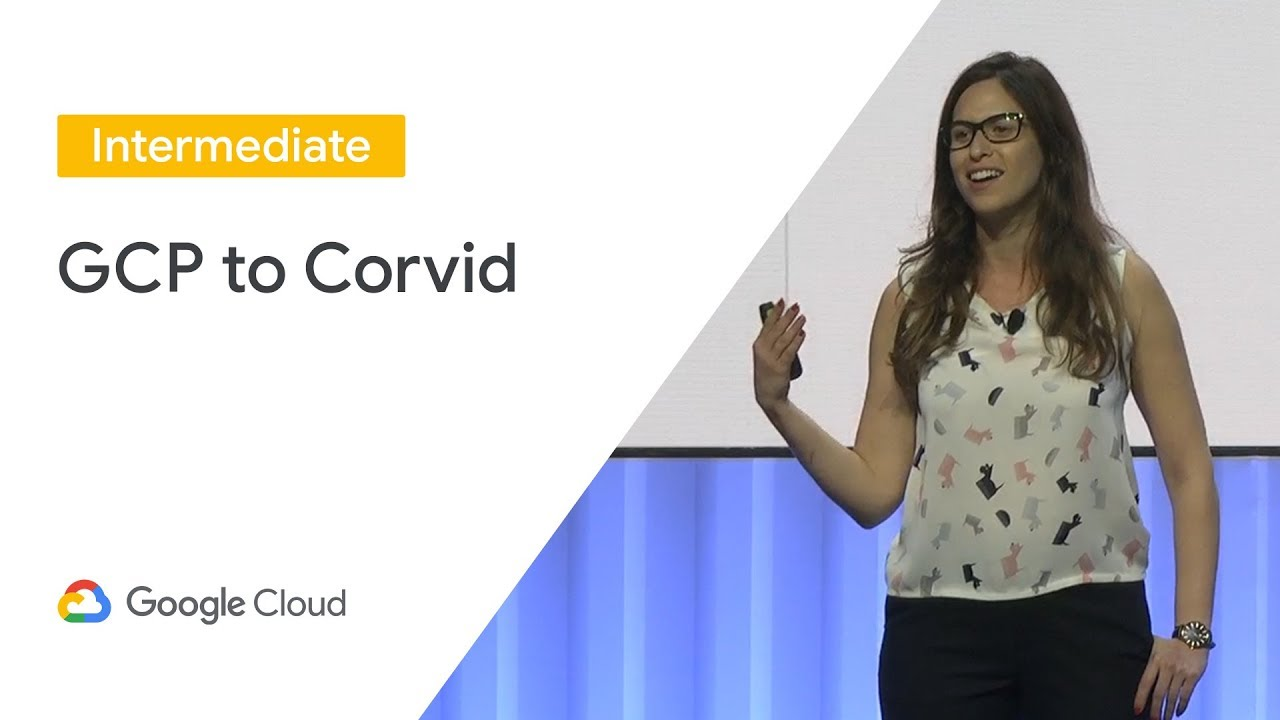 Bringing the Power of GCP to Corvid by Wix (Cloud Next '19)