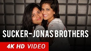 Baixar SUCKER | Jonas Brothers | Jazz-style Dance Fitness Choreography by Vijaya Tupurani