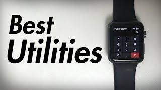 Best Apps for Apple Watch - Top 5 Utilities