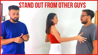 How to meet a Girl for the First Time Like a Gentleman - Body Language with Women