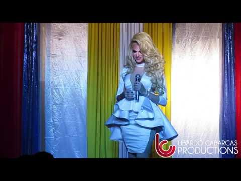Scarlet Winter | Miss Queen School 2017 | Presentación | HD