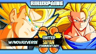 Dragon Ball Xenoverse: ▶specials/ultimate Attacks Too Much??◀   W/novaxverse