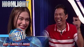 Long, pasok ang qualities sa hinahanap na special someone ni Kriz | Minute To Win It