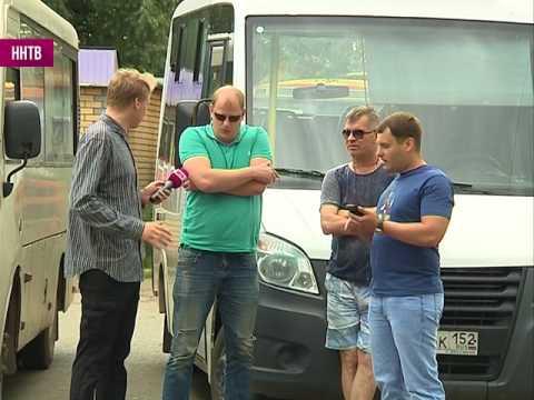 На дорогах Н.Новгорода происходит именно то, чего опасались устроители транспортной реформы