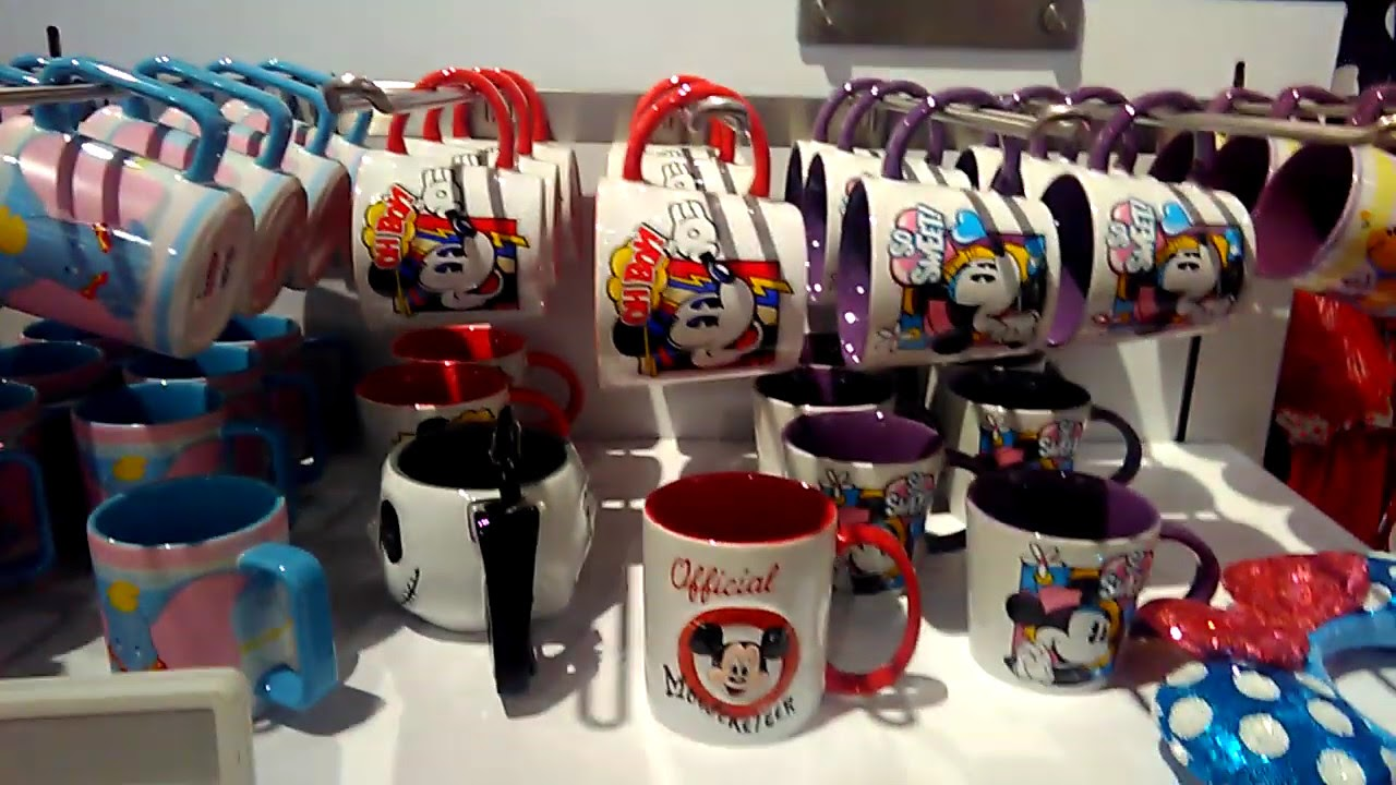 At The New Mugs Disney Outlet hCQdstrx