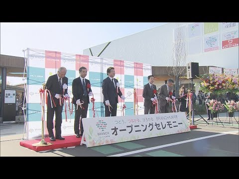 【HTBニュース】「ブランチ札幌月寒」全面オープンに長~い客の列