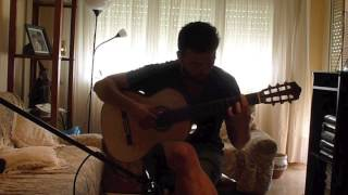 This time (Earl Klugh), guitar cover