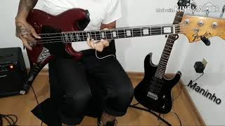 Maninho Bass... Red Hot Chili Peppers Can't Stop