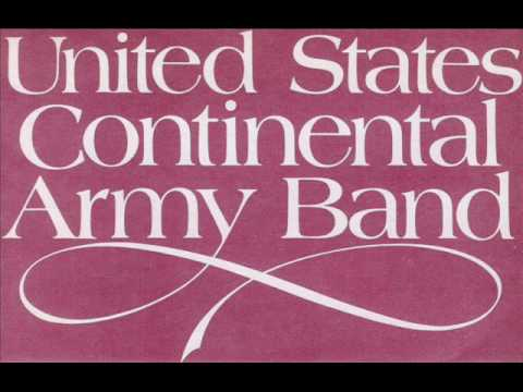 God Bless The USA - United States Continental Army Band Featuring SFC Billy Bonner On Vocal