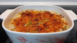 Thanksgiving Day Special - String Bean Casserole