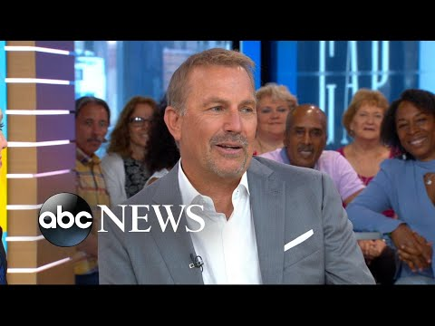 Kevin Costner opens up about Whitney Houston, new show 'Yell
