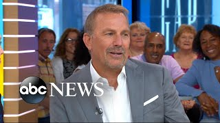 Kevin Costner opens up about Whitney Houston, new show 'Yellowstone'