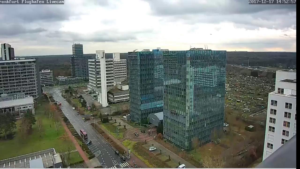 Livecam Frankfurt Flughafen