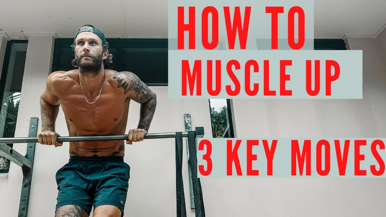 HOW TO MUSCLE UP | ADD REPS WITH STRICT FORM